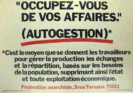 Occupez vous de vos affaires (autogestion) - 551 × 386 px