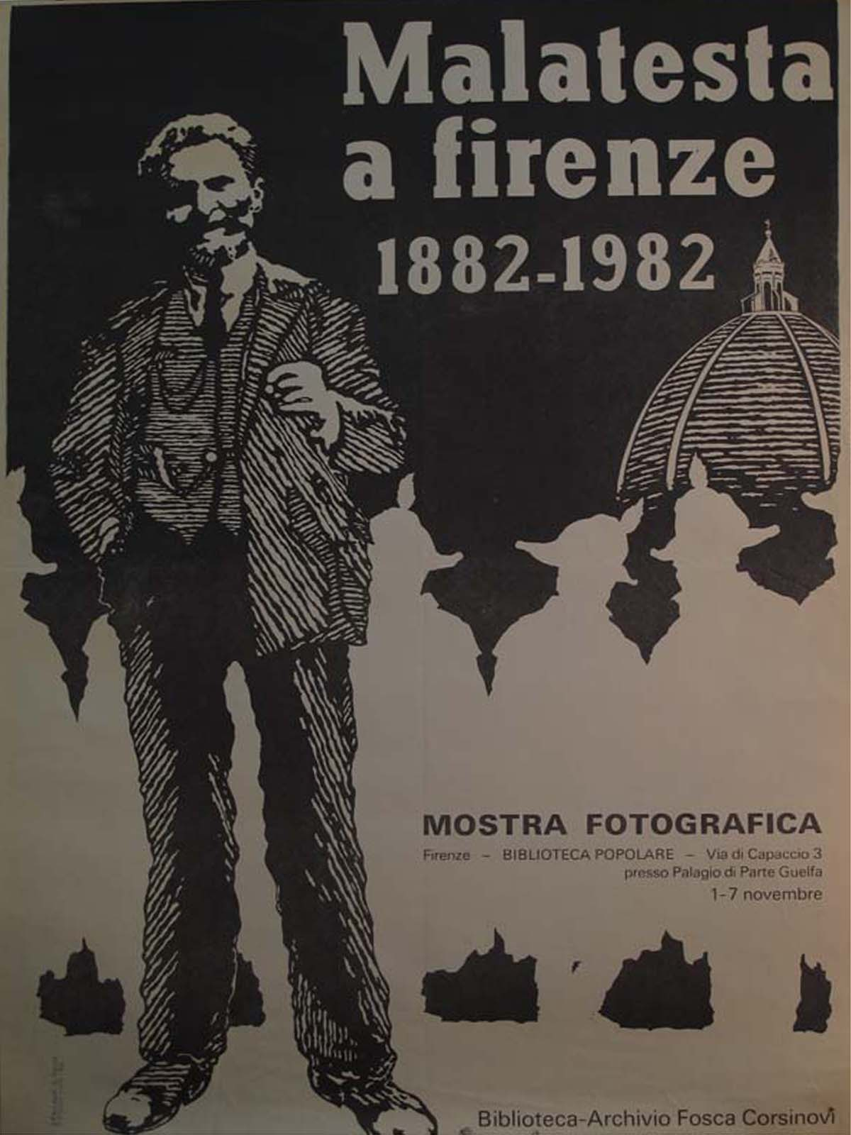 Malatesta a Firenze 1882-1982 - 1200 × 1600 px