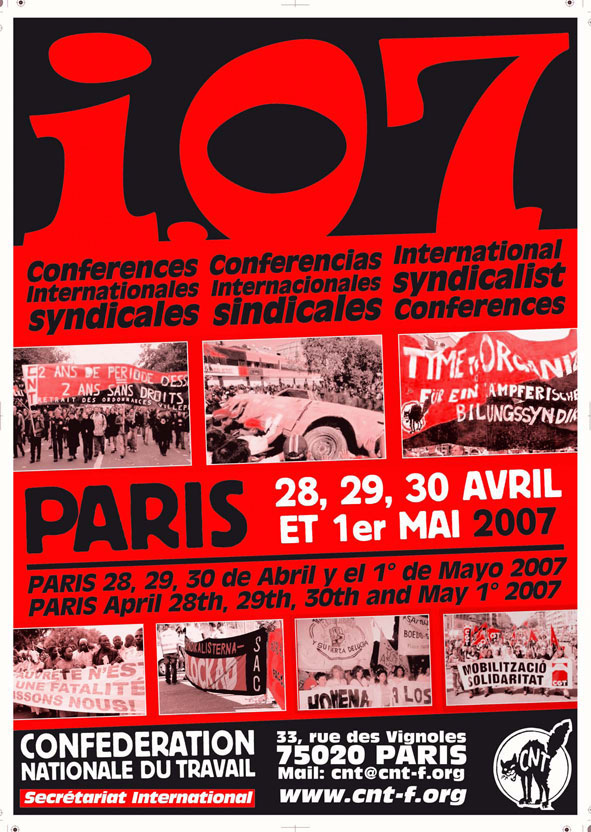 i.07 Conférences internationales syndicales, Paris - 591 × 832 px