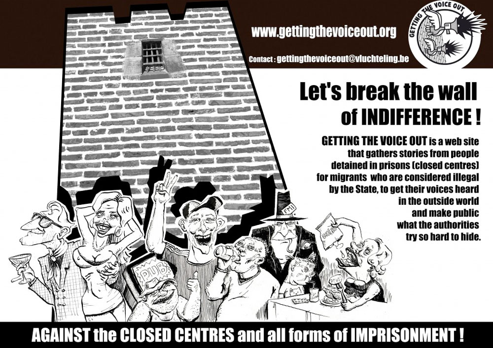 Let's break the wall of Indifference ! - 1000 × 707 px