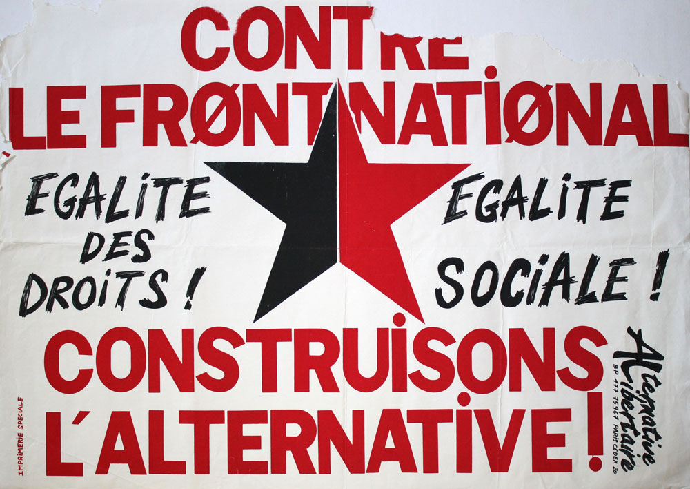 Contre le Front national, construisons l'alternative - 1000 × 628 px